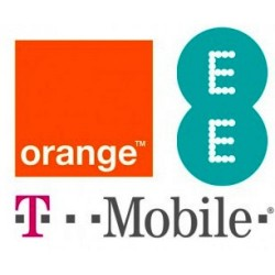 اپراتور EE - T-mobile - Orange